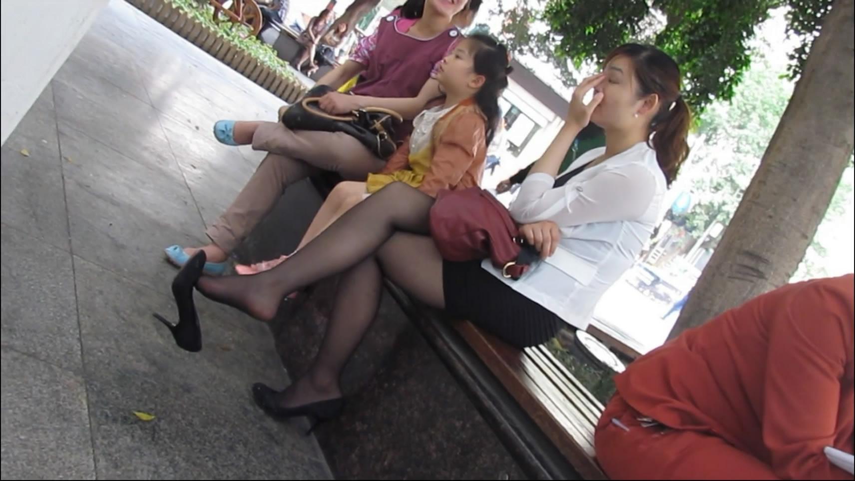 Lesbian Feet Socks Nylon